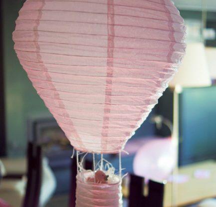 babyshower versiering ballon