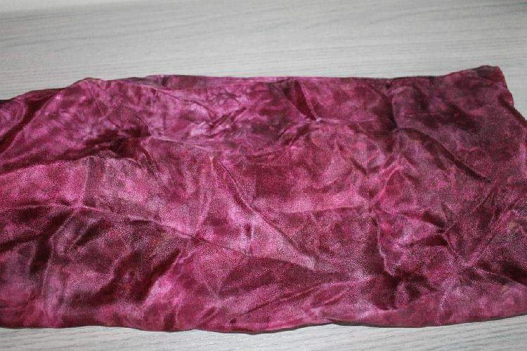 schilderen op zijde - sjaal I