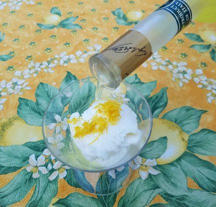 citroensorbet met Limoncello I