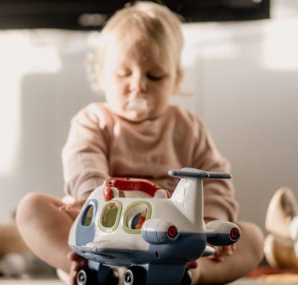 baby's en technologie - speelgoed