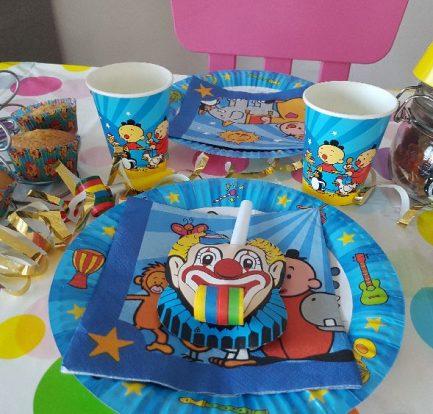 Peuter verjaardagsfeestje in corona tijden