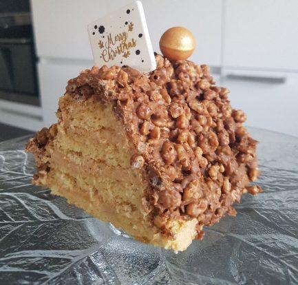 hazelnoot praliné botercrème